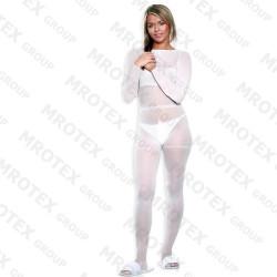 Bodysuit TRANSPARENT - - collant pour palper rouler - tenue, combinaison, costume